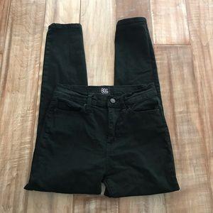 Black BDG skinny jeans